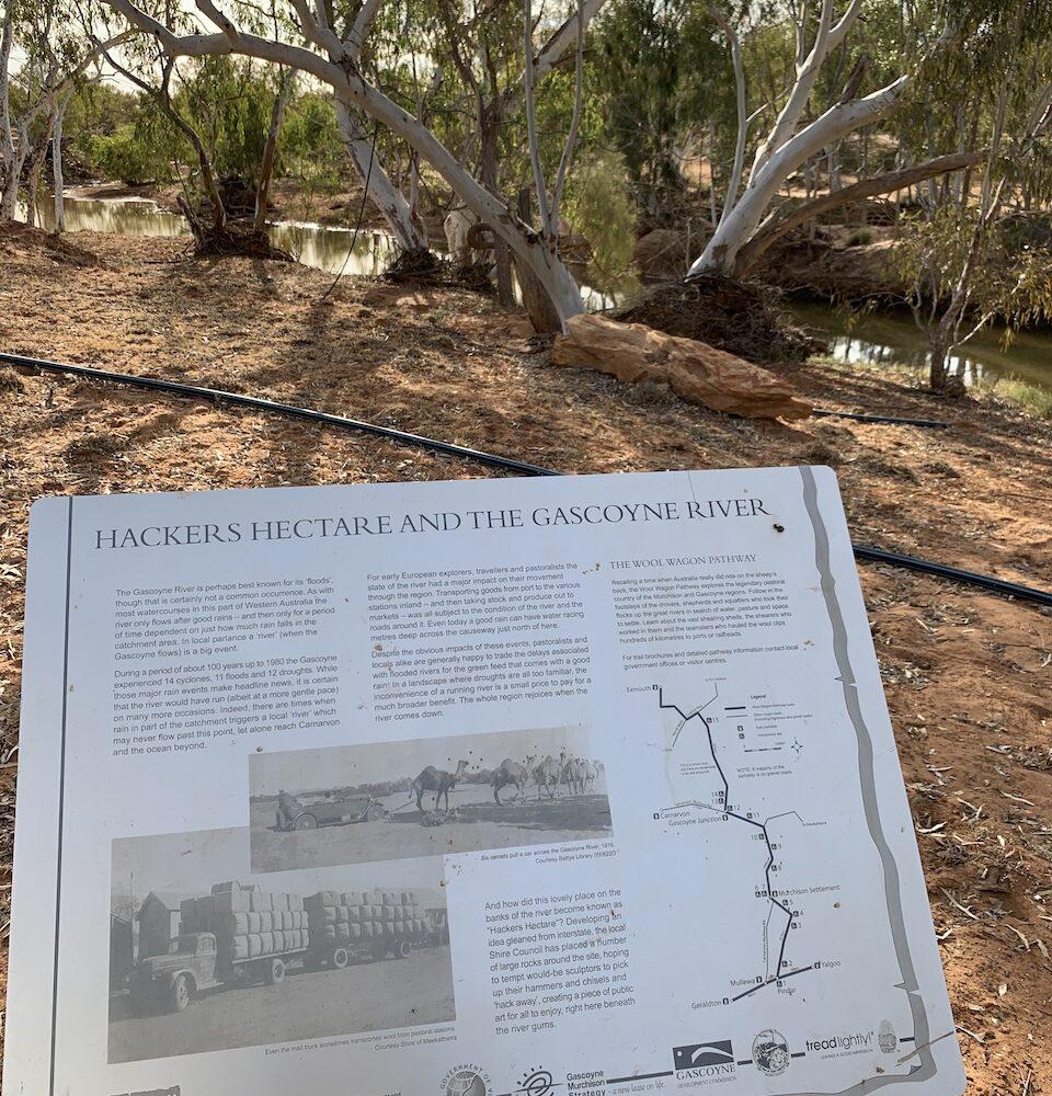 Gascoyne River, Gascoyne Junction, Western Australia